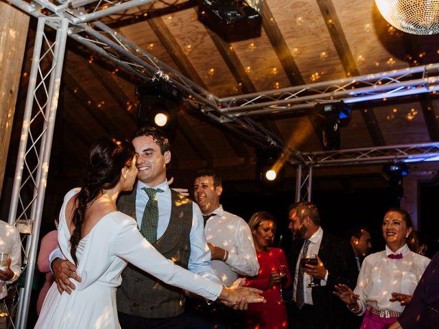 La boda de Luis y Ana en Coria Del Rio, Sevilla 96