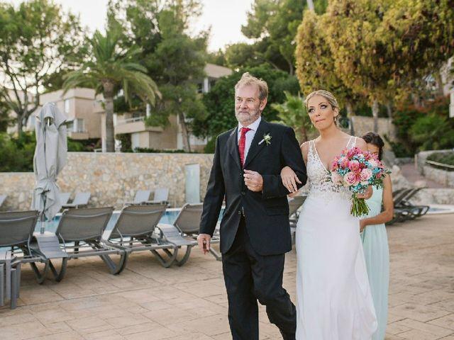 La boda de Gabriel y Sara en Palma De Mallorca, Islas Baleares 1