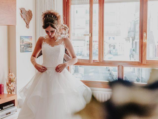 La boda de Sergio y Nagore en Bakio, Vizcaya 1