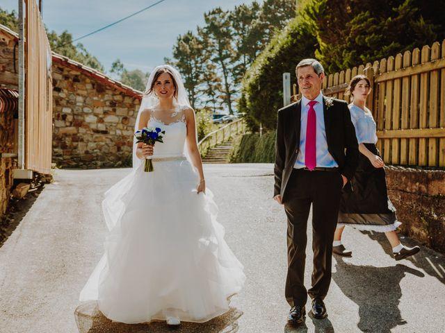 La boda de Sergio y Nagore en Bakio, Vizcaya 15