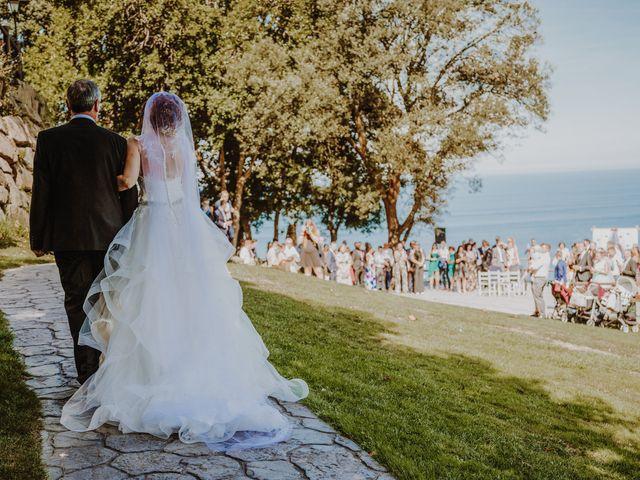 La boda de Sergio y Nagore en Bakio, Vizcaya 17