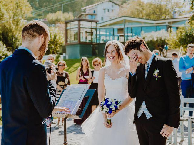 La boda de Sergio y Nagore en Bakio, Vizcaya 2