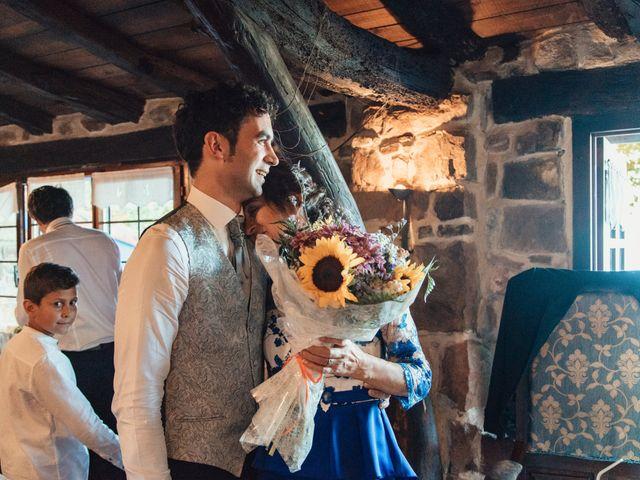 La boda de Sergio y Nagore en Bakio, Vizcaya 27