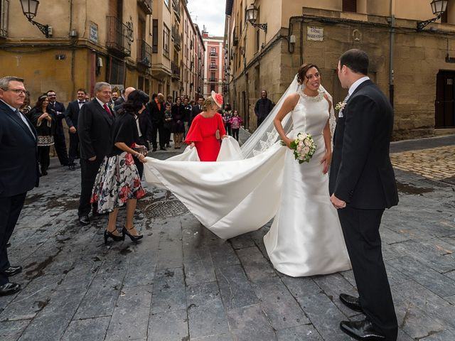 La boda de Martin y Vanesa en Logroño, La Rioja 4