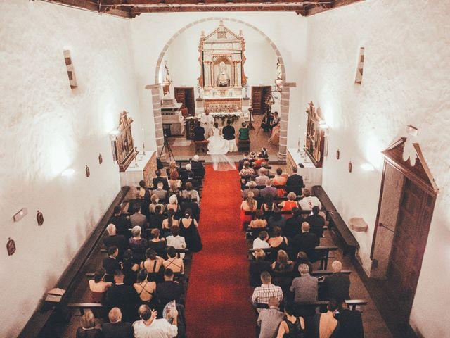 La boda de Sara y Samuel en Las Palmas De Gran Canaria, Las Palmas 17