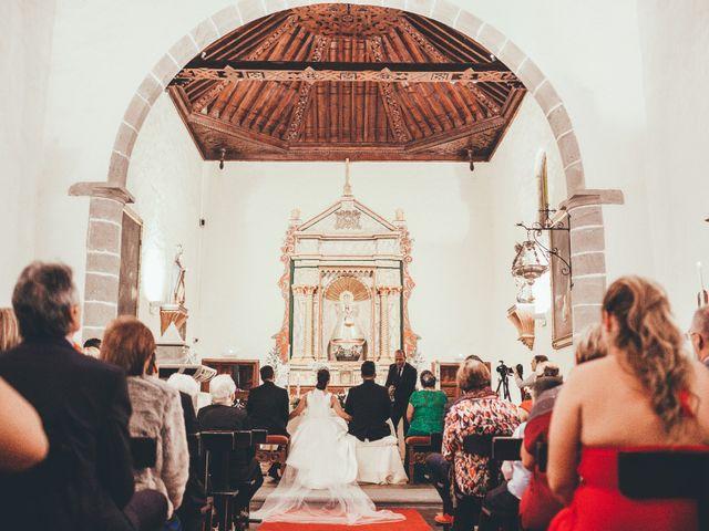 La boda de Sara y Samuel en Las Palmas De Gran Canaria, Las Palmas 20