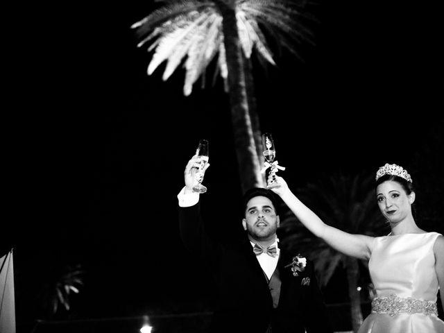La boda de Sara y Samuel en Las Palmas De Gran Canaria, Las Palmas 34