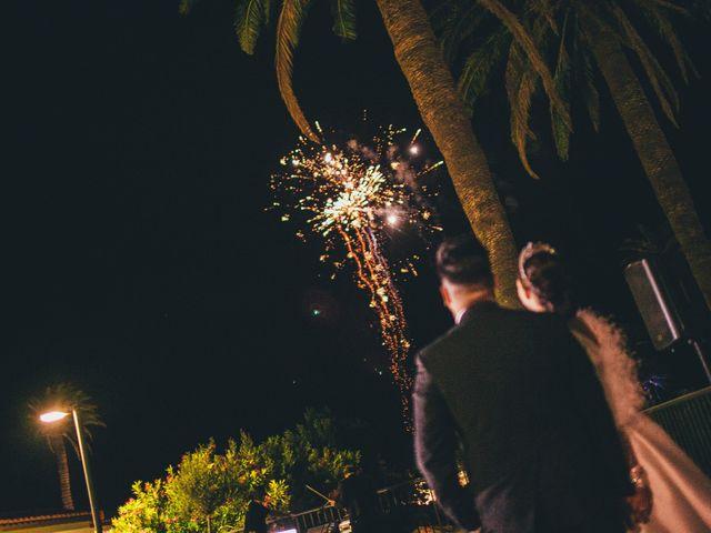 La boda de Sara y Samuel en Las Palmas De Gran Canaria, Las Palmas 43