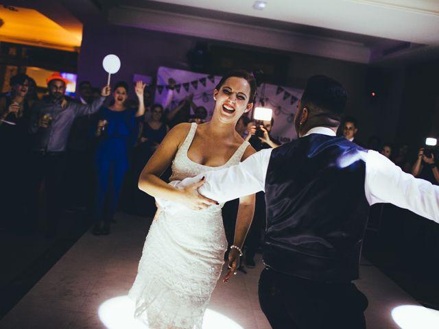 La boda de Sara y Samuel en Las Palmas De Gran Canaria, Las Palmas 79