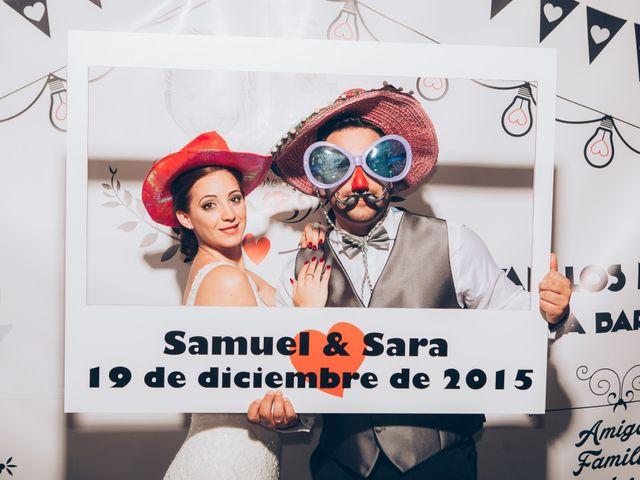 La boda de Sara y Samuel en Las Palmas De Gran Canaria, Las Palmas 104