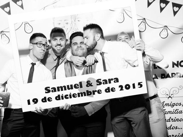 La boda de Sara y Samuel en Las Palmas De Gran Canaria, Las Palmas 105