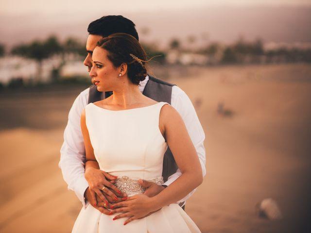 La boda de Sara y Samuel en Las Palmas De Gran Canaria, Las Palmas 115