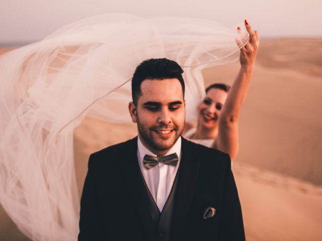 La boda de Sara y Samuel en Las Palmas De Gran Canaria, Las Palmas 116