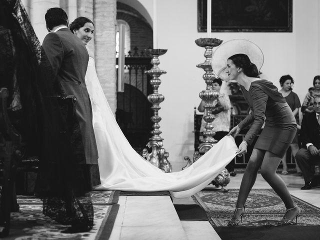 La boda de Macarena y Juan Antonio