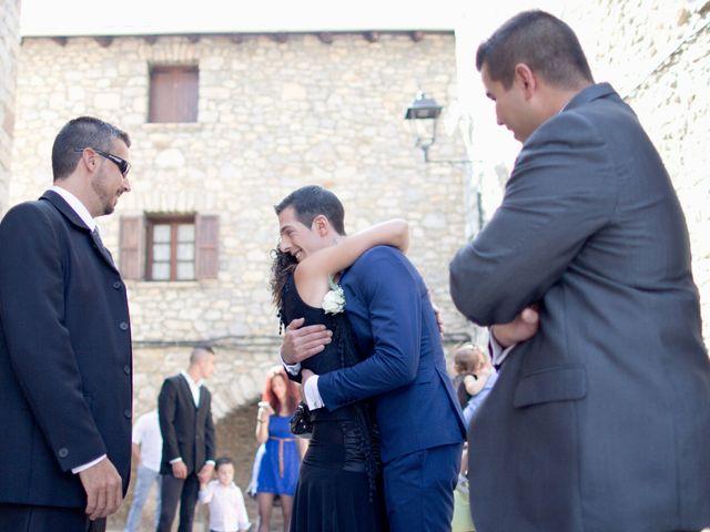 La boda de Dani y Cory en Bellver De Cerdanya, Lleida 6