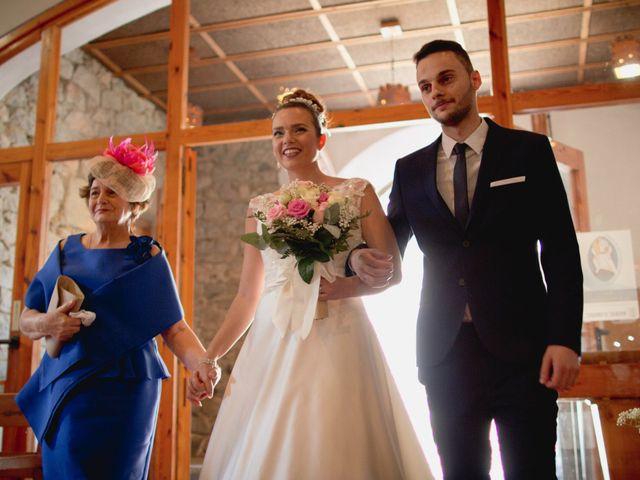 La boda de Dani y Cory en Bellver De Cerdanya, Lleida 8