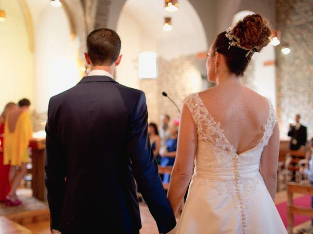 La boda de Dani y Cory en Bellver De Cerdanya, Lleida 10
