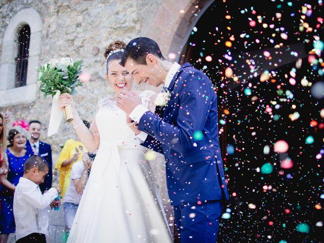 La boda de Dani y Cory en Bellver De Cerdanya, Lleida 11