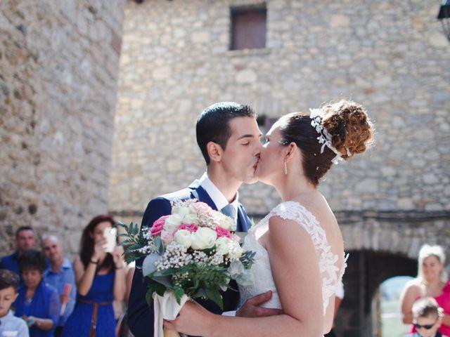La boda de Dani y Cory en Bellver De Cerdanya, Lleida 1
