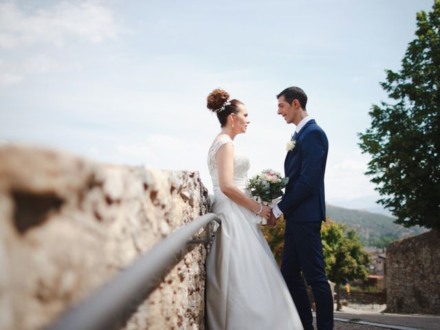 La boda de Dani y Cory en Bellver De Cerdanya, Lleida 14