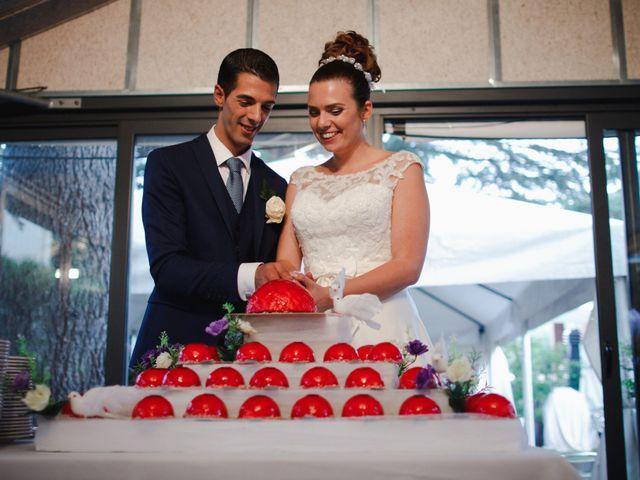 La boda de Dani y Cory en Bellver De Cerdanya, Lleida 17