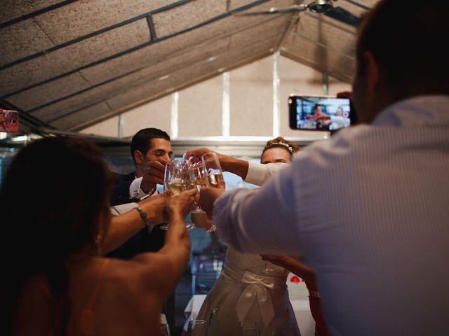 La boda de Dani y Cory en Bellver De Cerdanya, Lleida 18
