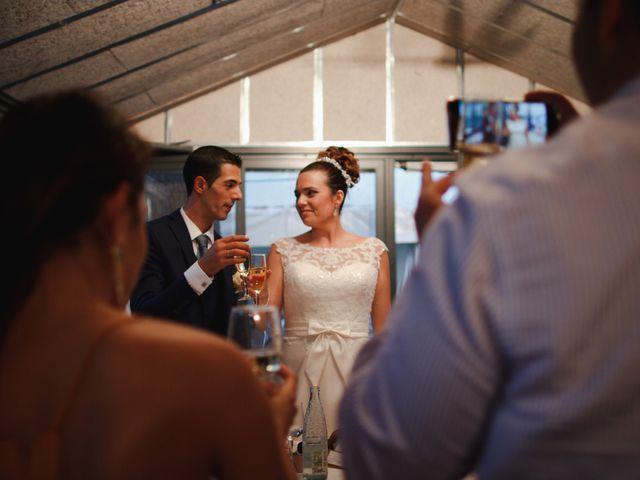 La boda de Dani y Cory en Bellver De Cerdanya, Lleida 19