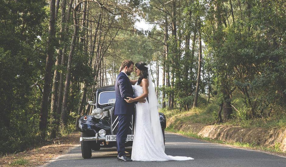 La boda de Miguel y Liliana en Ribadavia, Orense
