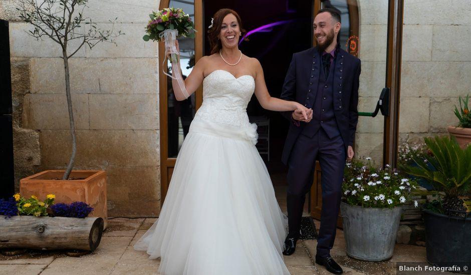La boda de Marcel y Anna en Estanyol, Girona