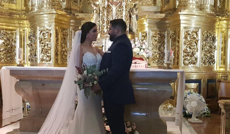 La boda de Darío  y Pily en Algezares, Murcia