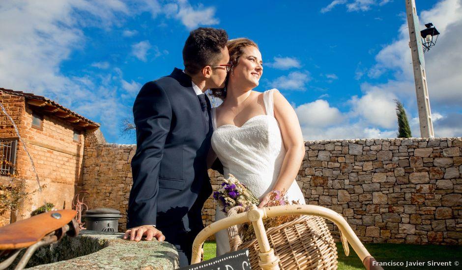 La boda de Sergio y Sara en Ayllon, Segovia