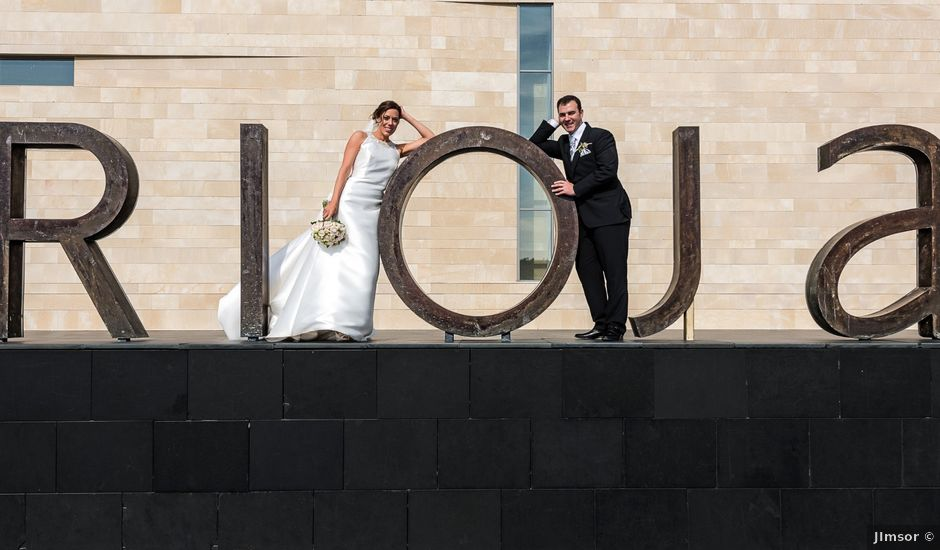 La boda de Martin y Vanesa en Logroño, La Rioja