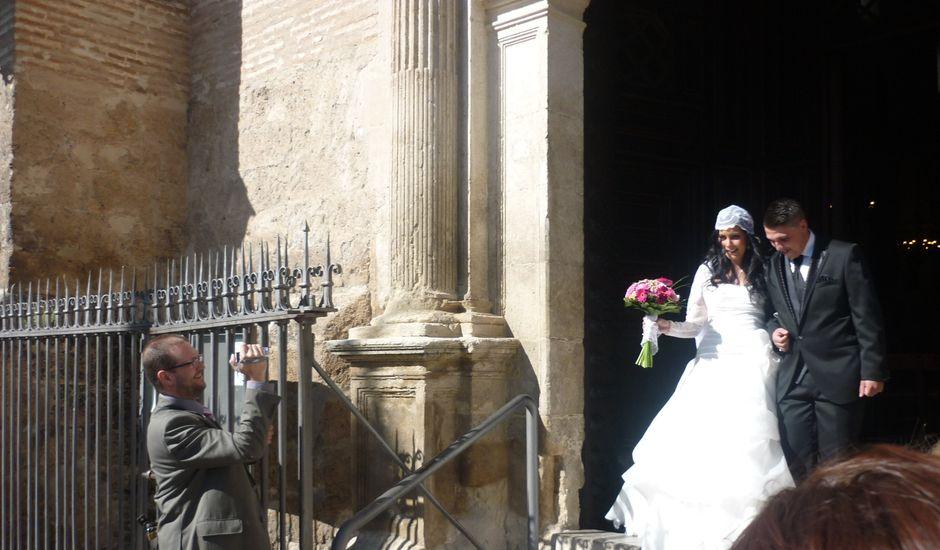La boda de Abel y Cristina en Las Gabias, Granada