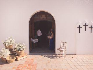 La boda de Barbara y Toni 1