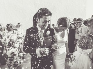 La boda de Barbara y Toni