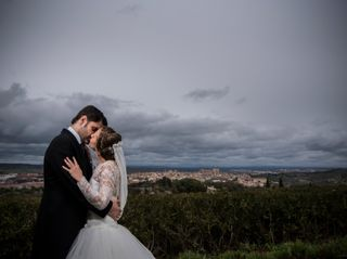 La boda de Julia y Antonio