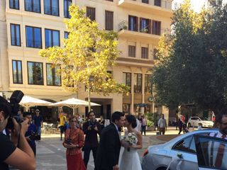 La boda de Sara  y Jacob 2