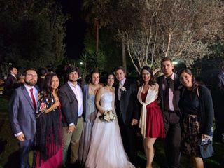 La boda de Sara  y Jacob