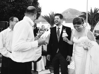 La boda de Mari Luz y Texenery 1