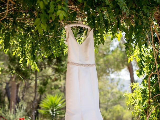 La boda de Toni y Barbara en Sant Agustí Des Vedrà/sant Agustí Del Ve, Islas Baleares 6