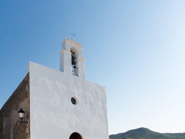 La boda de Toni y Barbara en Sant Agustí Des Vedrà/sant Agustí Del Ve, Islas Baleares 8