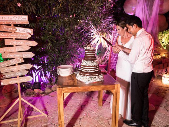 La boda de Toni y Barbara en Sant Agustí Des Vedrà/sant Agustí Del Ve, Islas Baleares 16