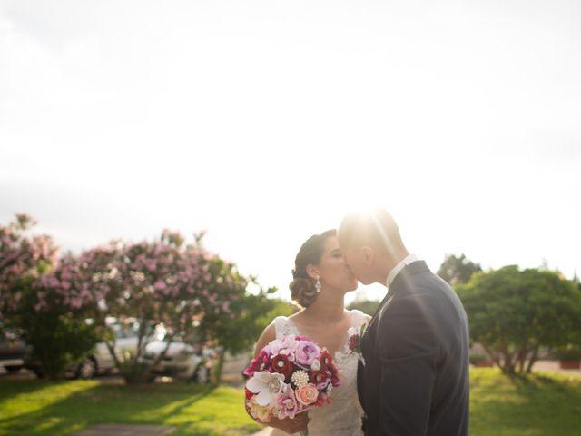 La boda de Edurne y Nico