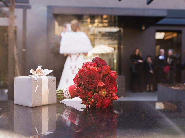 La boda de Pau  y Irene  en La Vall De Bianya, Girona 10