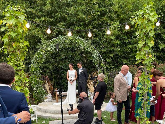 La boda de Cristian y Elisabet