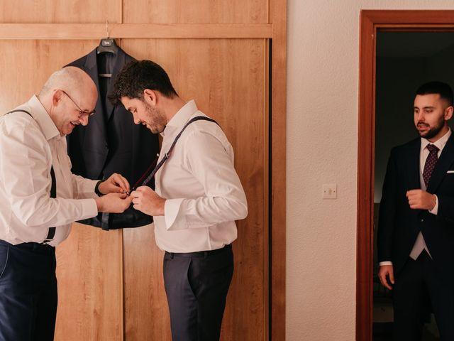 La boda de David y Amor en Belmonte, Cuenca 12