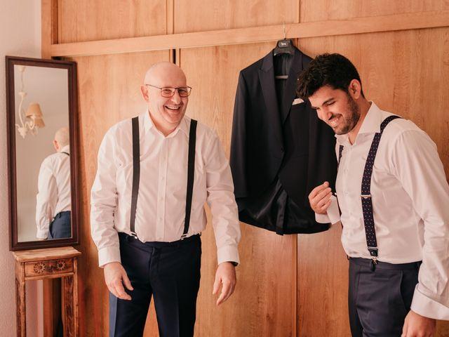 La boda de David y Amor en Belmonte, Cuenca 14