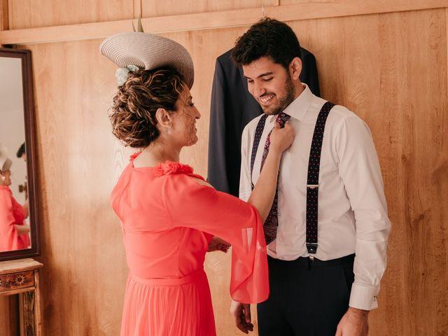 La boda de David y Amor en Belmonte, Cuenca 18
