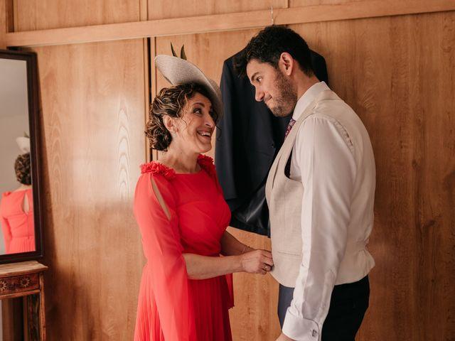 La boda de David y Amor en Belmonte, Cuenca 19