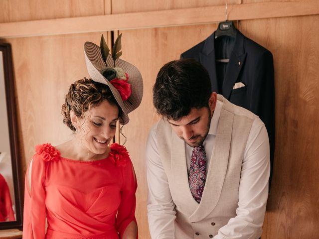La boda de David y Amor en Belmonte, Cuenca 20